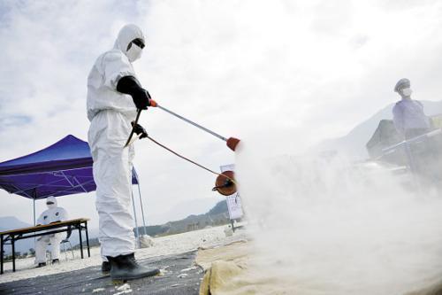 今日新冠肺炎疫情实时数据 非湖北地区确诊病例七连降
